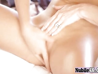 Smoking hot blonde lesbian affair
