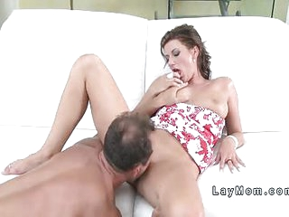 Husband fucks hot wife and cums during sex