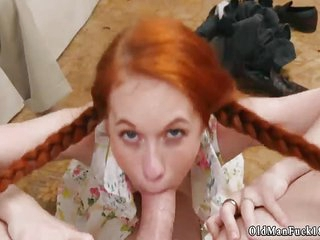 Old mature pussy creampie and granny handjob Online Hook-up