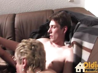 Threesome with my german neighbours