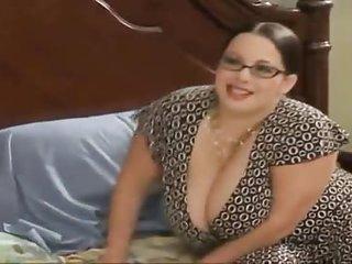 Chubby stepmom seduces her stepson - More On HDMilfCam.com