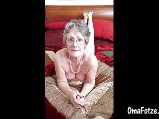 OMAFOTZE Nice old grannies go nude
