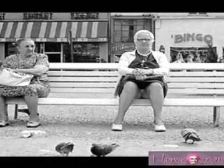 ILOVEGRANNY Big titted grannies fucking