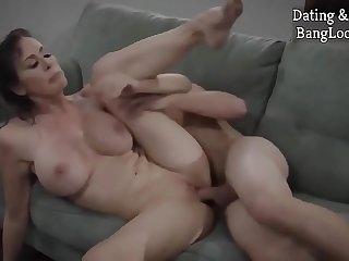 Regan Foxx  Hottest Stepmom Ever !!!!!!