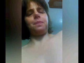 Marta and the pleasure face