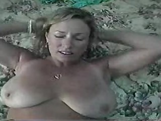 UNCUT - Awesome Ashley - Moms Bed ( Milf Homemade Fuck )