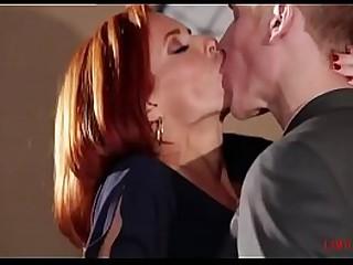 older mom sex with y. man