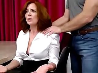 boy fucks mom hard