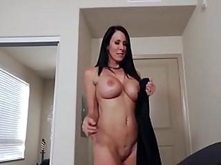 Hot MILF Mom Fucks Son To Appreciate Him