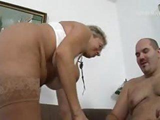 xxx video German mature Angie 52y