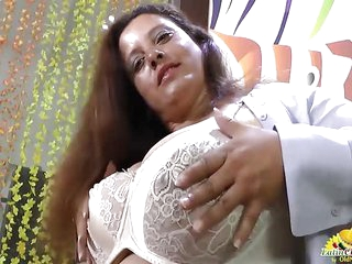 LatinChili Busty Mature Solos Compilation