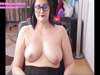 Amazing filthy MATURE WEBCAM 49