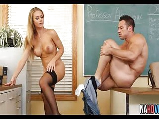 After School Big Tits Teacher Fucking Nicole Aniston